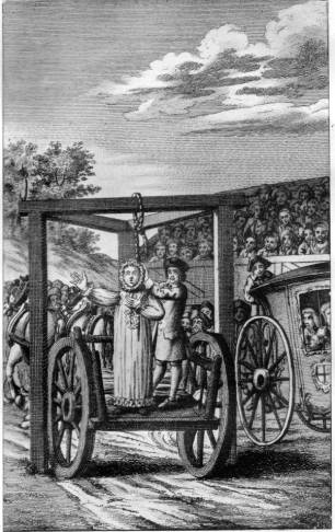 TT26 - gallows