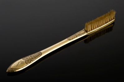 L0057788 Napoleon's Toothbrush, Europe, 1790-1821