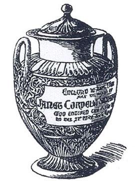 Flowers - Victorian-cremation-urn