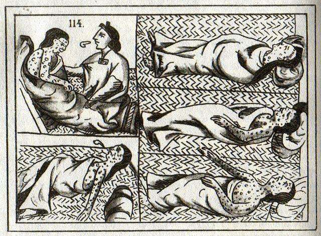 smallpox aztecs